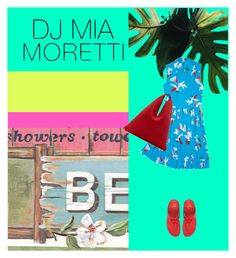 """""""DJ MIA MORETTI"""" by amazinglyclassic ❤ liked on Polyvore featuring Chanel, FitFlop and MM6 Maison Margiela"""