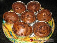 Ατομικά κέϊκ σοκολάτας
