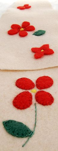 embroidery by Hazelnutgirl, via Flickr