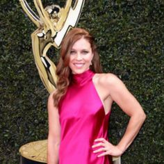 """Alicia Leigh Willis on Instagram: """"So excited to get a Daytime Emmy nomination!! Here's a throwback to the last Daytime Emmy awards we went to!! Looking forward to having an…"""" Alicia Leigh Willis, Soap Opera Stars, Looking Forward, Awards, Instagram"""
