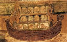 File:11th century unknown painters - Noah's Ark - WGA19708.jpg