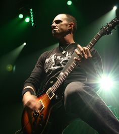 Mark Tremonti (meet him at airport in Chicago..very nice guy)