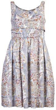 Carven Voile print dress