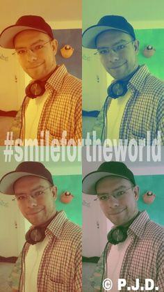 #smilefortheworld