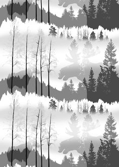 Rajamailla black out, grey, design by Riina Kuikka