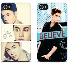 """If you have a friend who dreams ofJustin being her """"Boyfriend,"""" giving her one of these iPhone cases will ensure that the Biebs is always with her! ($24.99, cellairis.com)"""