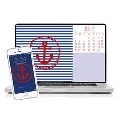 July 2015 Desktop and iPhone Wallpaper - Bumblebreeblog