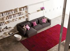 Small Space Solutions: Murphy Bed Ideas