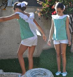 Gansetes-moda-infantil-tendencia-verde-vichy-verano-2013.jpg (710×742)