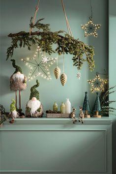 Noel Christmas, Christmas 2019, Christmas Crafts, Christmas Ornaments, Bolo Rapunzel, Navidad Natural, Diy Crafts To Do, Concept Home, Christmas Inspiration