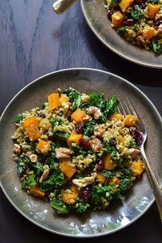 20 Salads to Get You Through the Winter via @PureWow