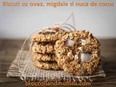 These Clean Eating Coconut Almond Oatmeal Cookies are a delicious and healthy treat that is super easy to make, with no butter or added sugar. Healthy Food Blogs, Good Healthy Recipes, Unique Recipes, Healthy Treats, Clean Eating Recipes, Cooking Recipes, Apple Jam, Healthy Oatmeal Cookies, Finding Vegan