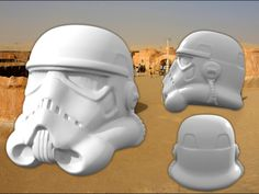 StormTrooper Resculpt by Geoffro - Thingiverse