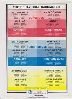 Behavioural Barometer