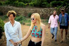 Luca Guadagnino's 'A Bigger Splash': A Dark, Swooning Romantic Drama With Ralph Fiennes and Tilda Swinton - The Atlantic