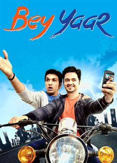 Bey Yaar - Childhood friends desperate to invest in a business opportunity switch a valuable painting for a fake, a crime that soon puts them in jeopardy.