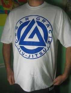 12acd96b06a7a8 Cesar Gracie Jiu Jitsu Pride Fc Fighting Championship T-Shirt Ufc Mma Up To