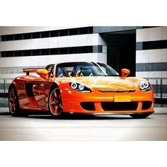 Hello Porsche Carrera GT