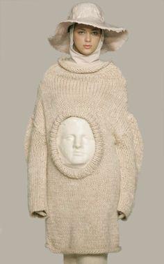 exercicedestyle: Fan Chun Pang - beautiful knitting