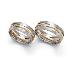 Novias y Casamientos: Cómo elegir las alianzas o aros de Boda?