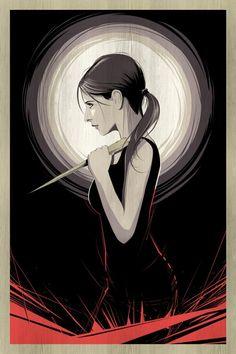 Buffy #artwork #fanart #CraigDrake
