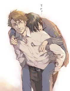 Let me just go cry now Ginoza Nobuchika, Anime Guys, Manga Anime, Anime Family, Psycho Pass, Manga Illustration, Manga Characters, Anime Comics, Cute Pictures