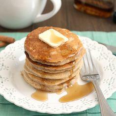 MORE PANCAKES!!! haha  Tracey's Culinary Adventures: Cinnamon Toast Cloudcakes