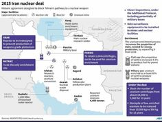 """""""2015 Iran Nuclear Deal…"""" … via @ http://www.liveinfographic.com/ Renee_Shuron, July 19, 2017 at 03:38AM  - #Featured"""