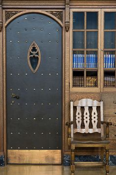 door at the university of washington.