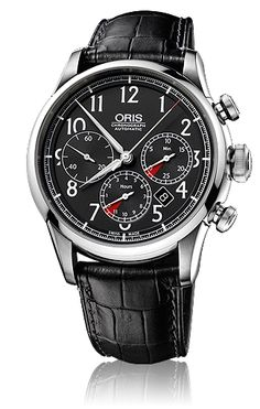 Oris RAID 2010 Chronograph Limited Edition - 01 676 7603 4084-Set - Oris RAID - Oris - Purely mechanical Swiss watches.
