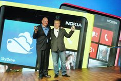 In Nokia, Microsoft Bets on Apple-Like Revival