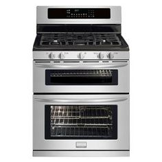 frigidaire gas stove.... my dream stove