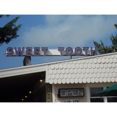 Sweet tooth fudge and candy shoppe....Ocracoke Island, NC OBX