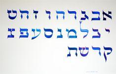 The alphabet - by Shinta S. Zenker