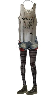"""grunge outfit"" by winterdawnarmstrong ❤ liked on Polyvore"