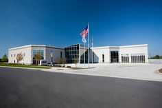 Corporate Headquarters for Kyle Busch Motorsports