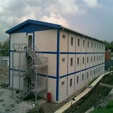 Pre Engineered Multi Storey Building Systems in Bangalore – Alfa PEB Limited Steel Frame Construction, Construction Cost, Construction Process, Precast Concrete Slabs, Concrete Structure, Building Costs, Building Systems, Prefabricated Houses, Prefab Homes