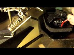 Parrot AR.Drone 2.0 Battery Charger Hack and EC3 Lead Mod - YouTube