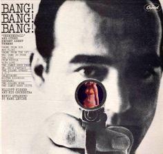 Elliott Fisher and his Orchestra - Bang! Bang! Bang! Thunderball and Other Secret Agent Themes (1965)