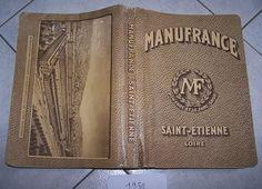 Catalogue Manufrance 1950 : Qu'est-ce qu'ils ont pu nous faire rêver mon frère…