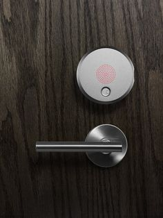 1 | From Fuseproject, A Door Lock You Control With Your Smartphone | Co.Design: business + innovation + design