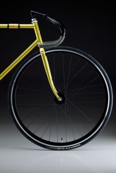"""bikeplanet: """"Honey Dijon Makina Track by mobiuscycles"""""""