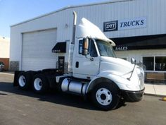 USED 2006 INTERNATIONAL CONVENTIONAL 8600 #truck #equipmentready