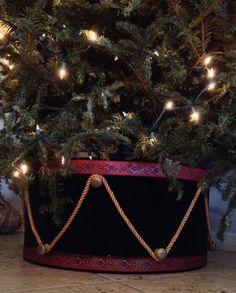 Drum Tree Stand - Grandin Road | Christmas | Pinterest | Drums ...