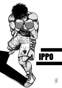 Ippo Makunouchi by Botonet on DeviantArt