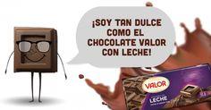 Participa en el #CHOCOTEST de @chocolatesvalor y consigue un pack de productos Valor