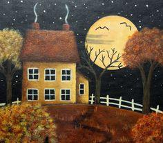 halloween art - Google Search