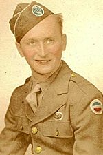 Pfc John Rogoshewski, 506th PIR Company C, KIA 19 Dec 44