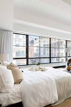 "livingpursuit: "" New York Penthouse   Source """