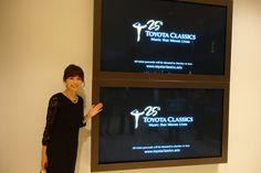 芸術の秋 (2014/11/01) 画像:minako's official blog 中野美奈子シンガポールブログ